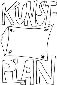 kunstplan